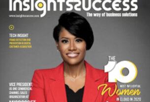 Lani Named One of The Top Ten Women in Cloud 2020