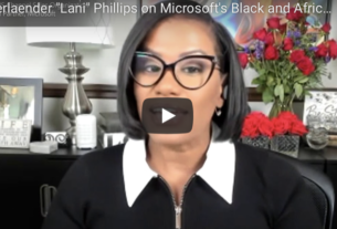 Igniting change: Microsoft's Black and African American partner growth initiative