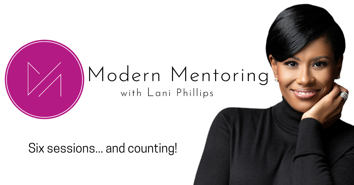 Modern Mentoring – Ask Me Anything About Career Development